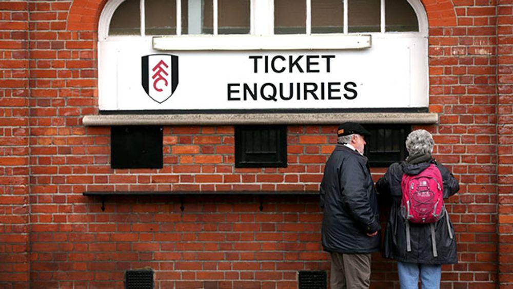 Fulham Fc Tickets